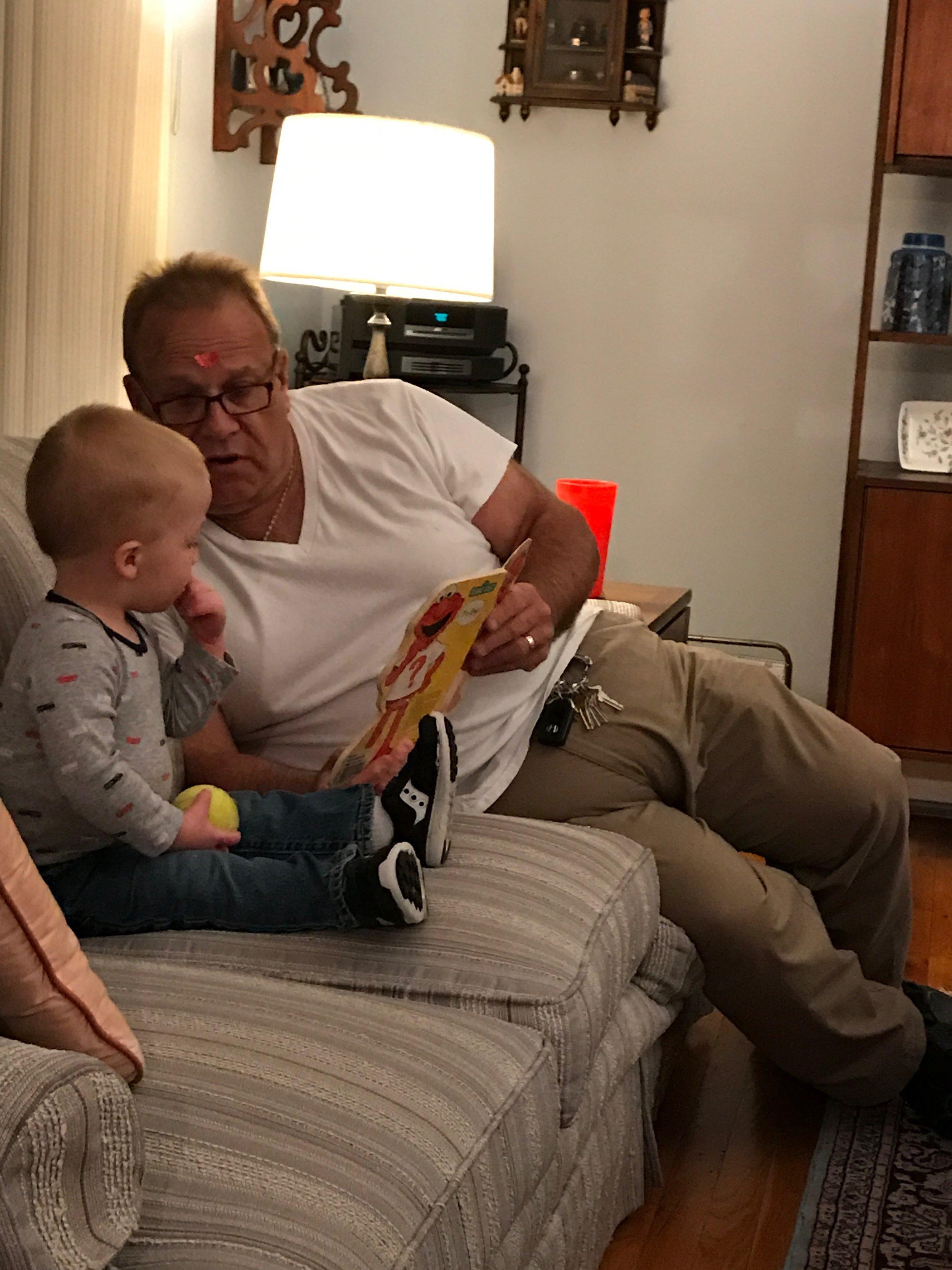 Michael and Papa.JPG