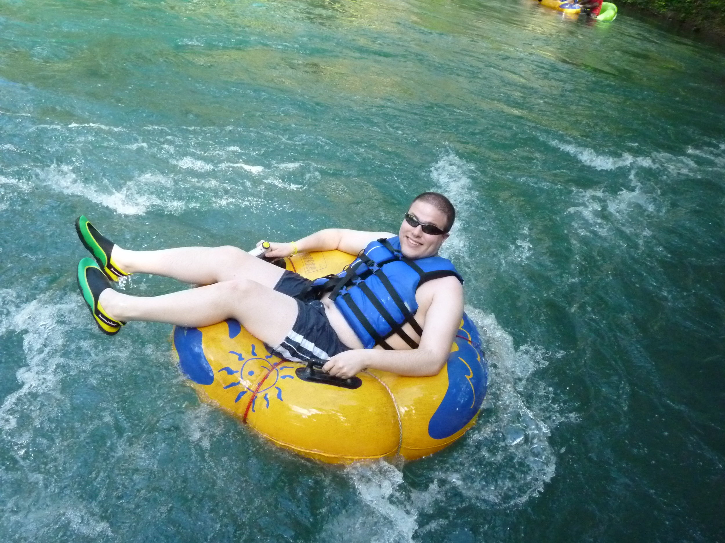 Steve tubing on Water.JPG