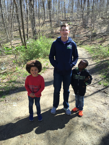 Hiking with Uncle Dan