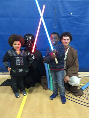 We love Star Wars