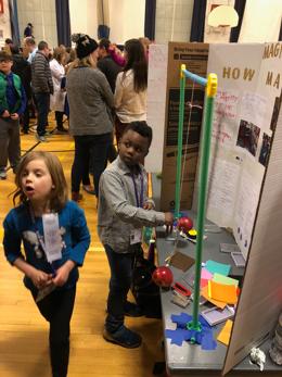 Zephyr's Science Fair Project
