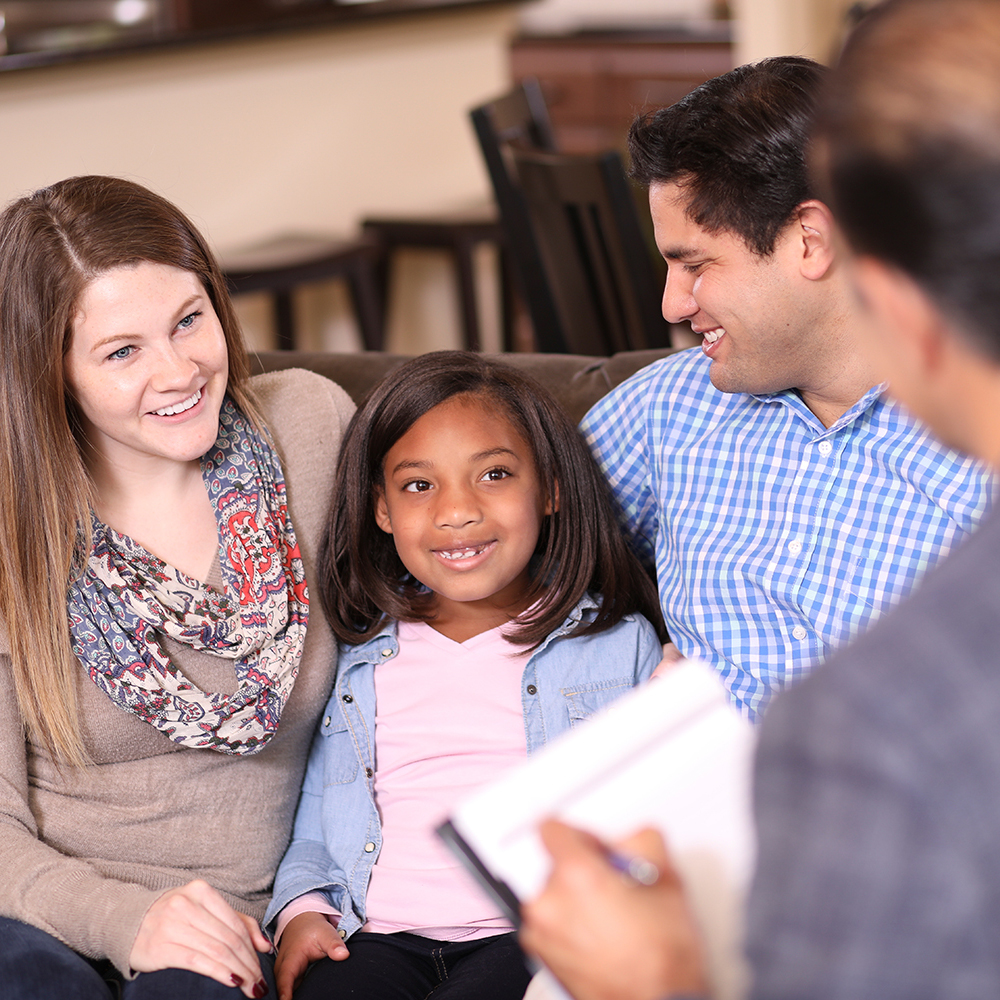 INDIVIDUAL, FAMILY, & CHILD COUNSELING