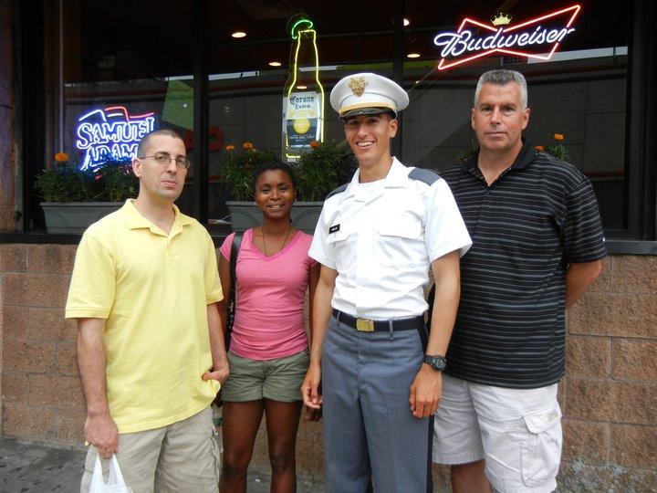 Raymond, Sonya, Nephew and brother in-law.jpg