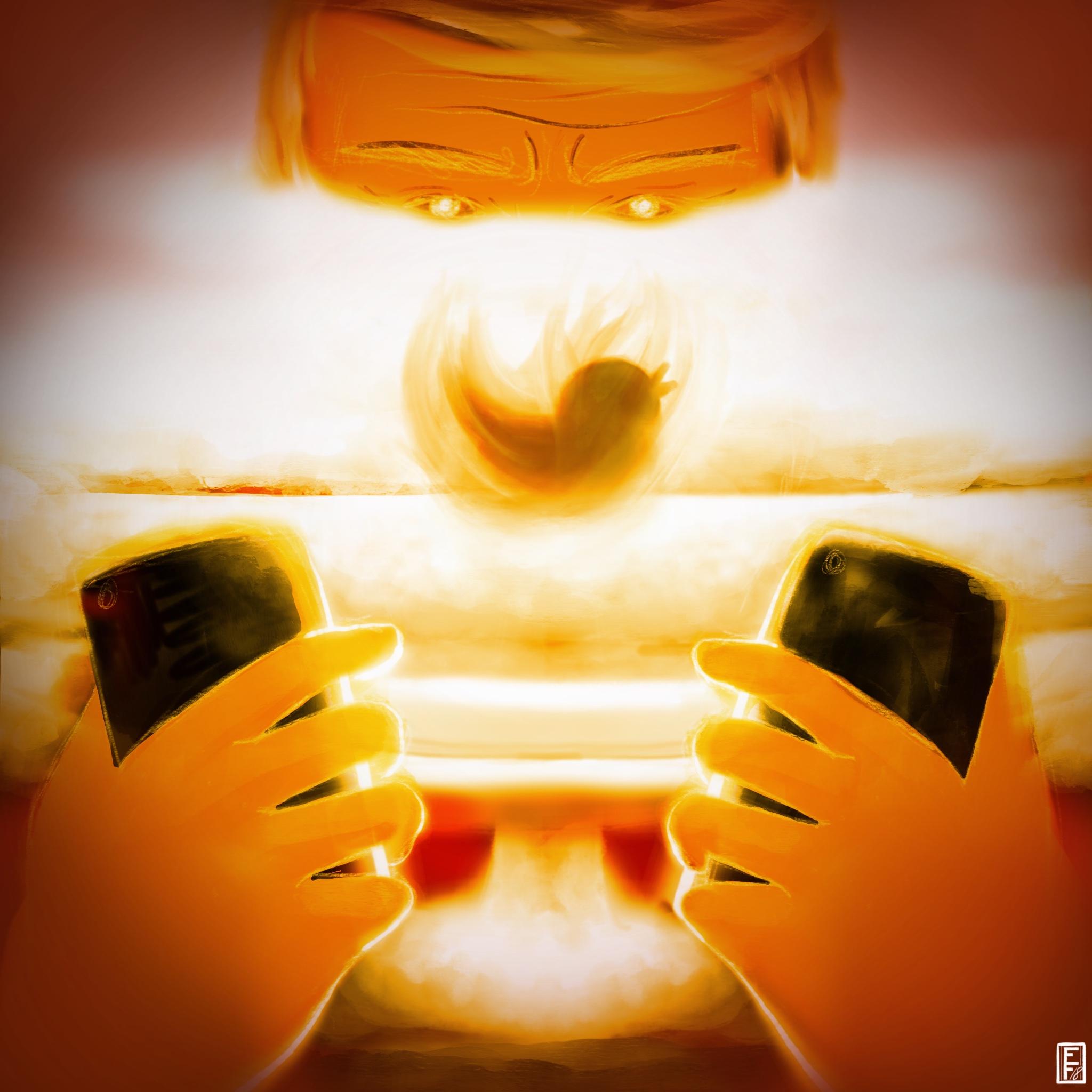 Twitter Fingers
