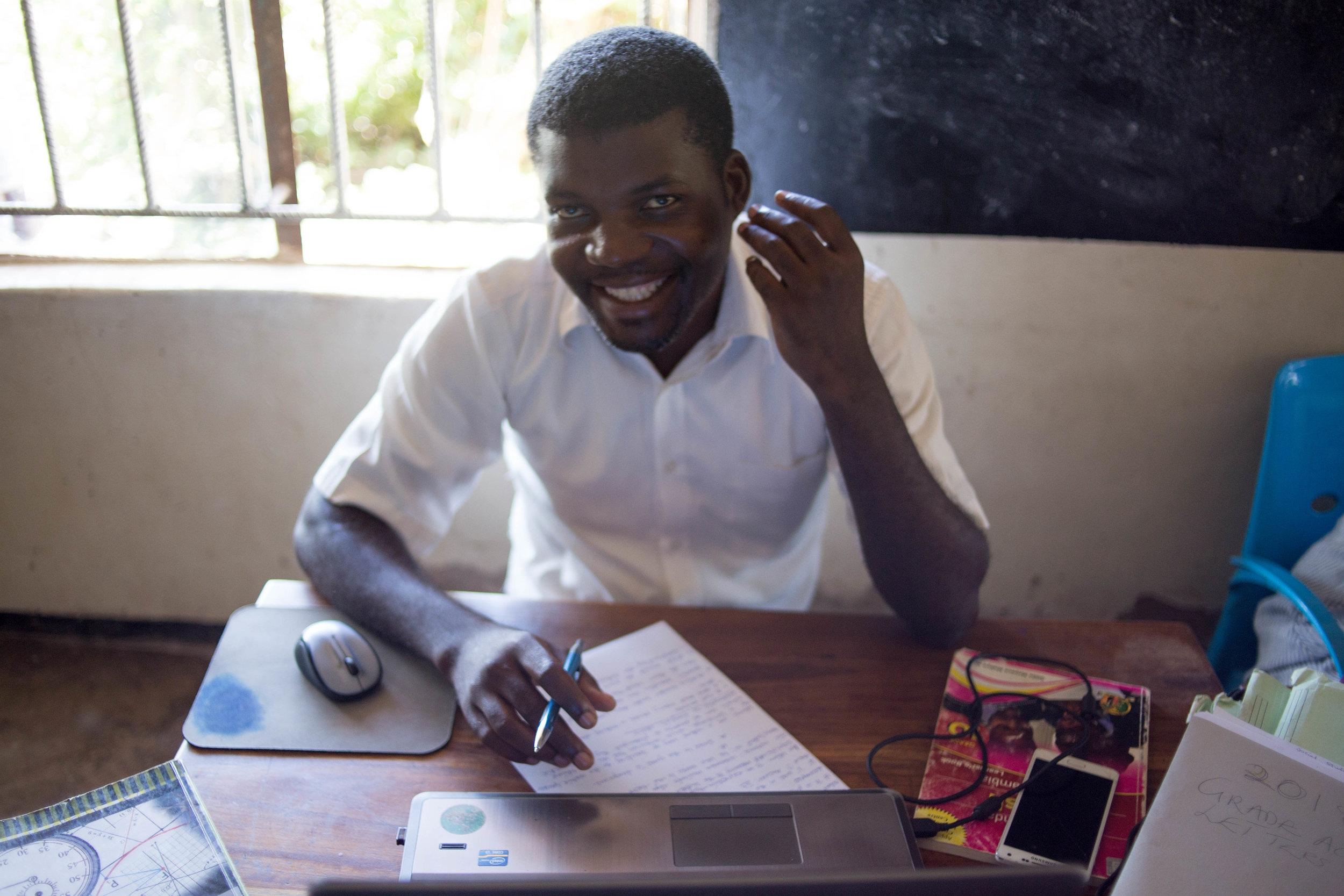 Fred Kamanya, Programs Manager