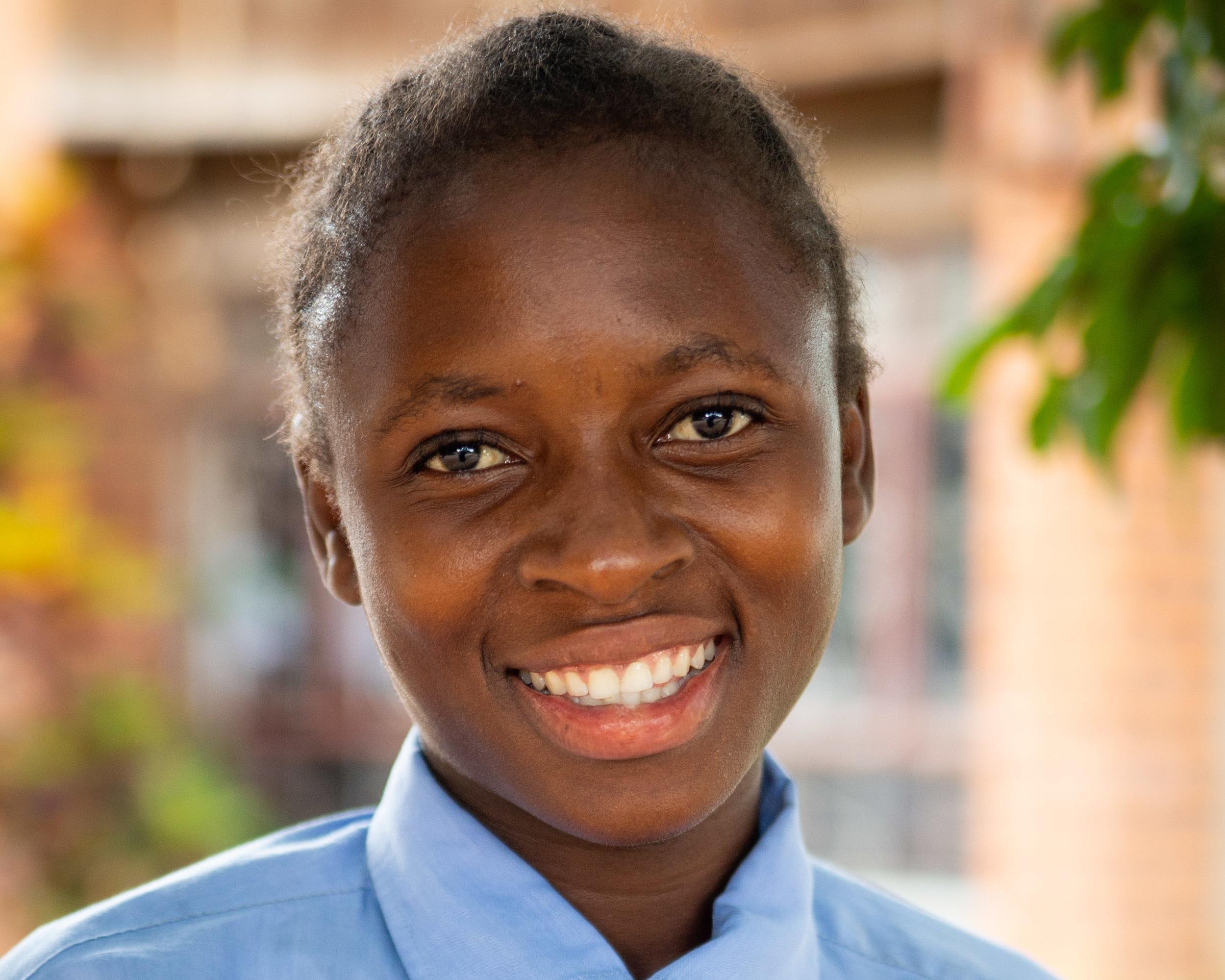 Rhoda, 10th Grade Student