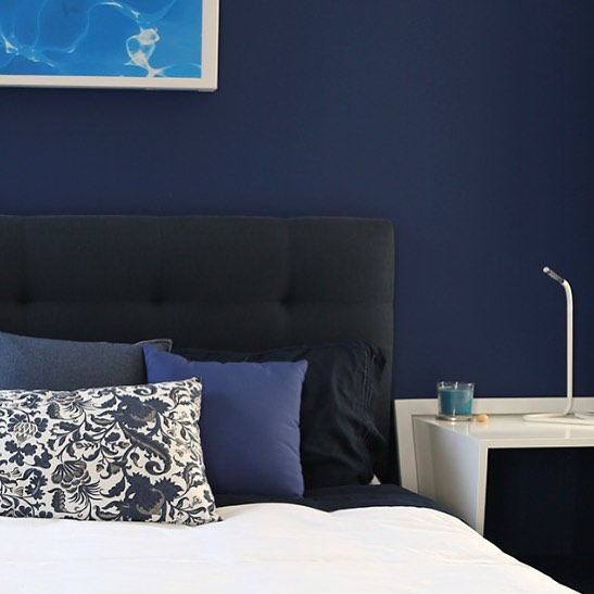 We've learned that doing your online research pays-off: the linens and mattresses were found online (talk about time management!) and we were impressed with how dreamy-comfortable they were.