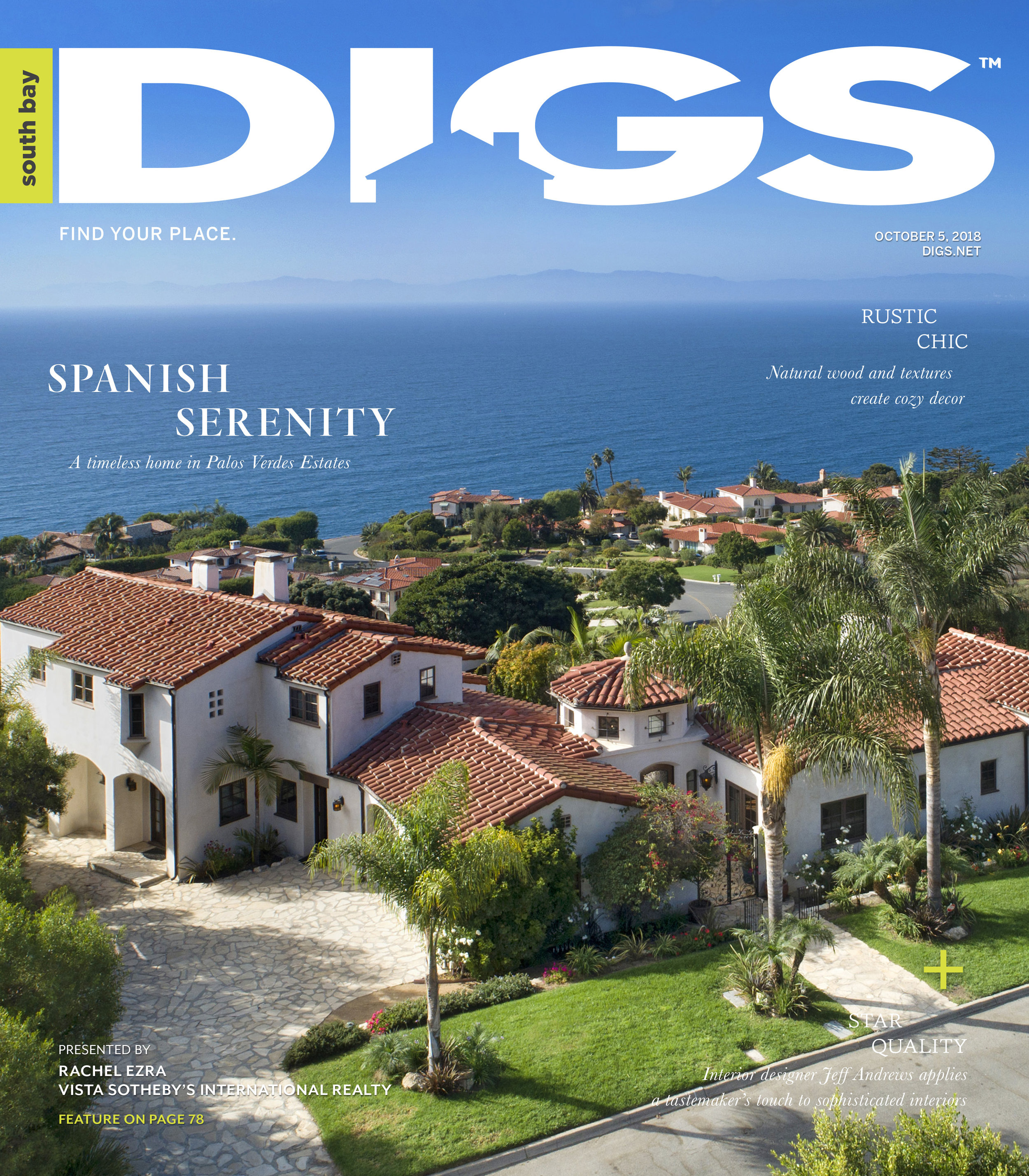 DIGS Magazine - OCTOBER 2018