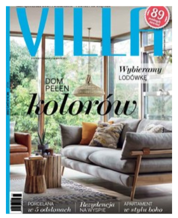 VILLA Magazine - SEPTEMBER 2018