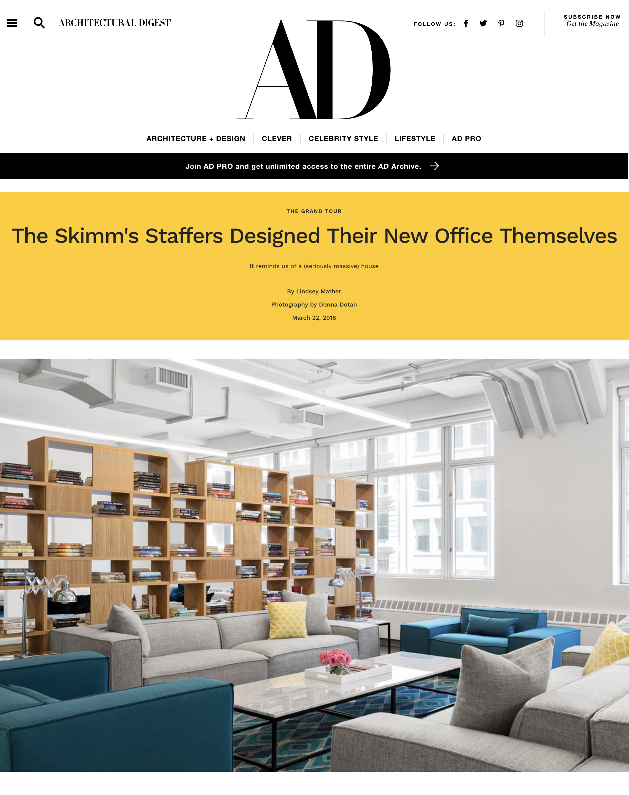 AD - The Skimm - MARCH 2018
