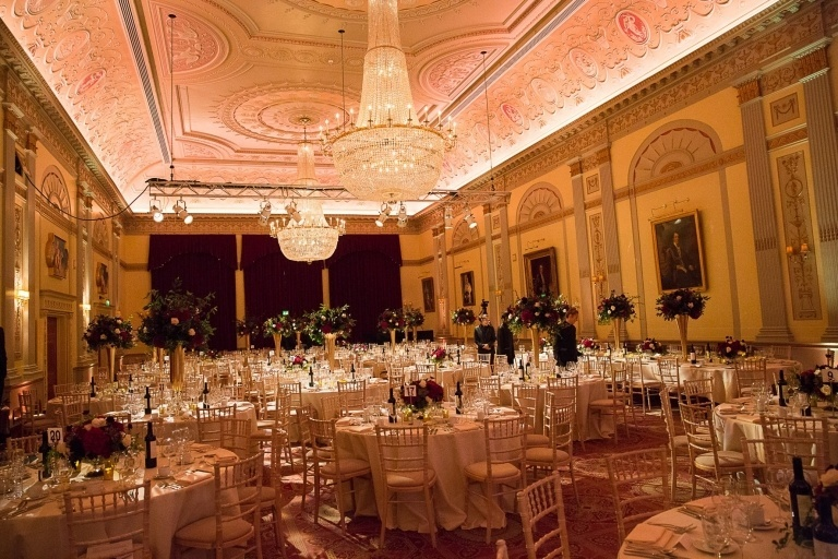 Plaisterer's Hall - The Pre-Eminent City Venue with ultimate flexibility and creativity.