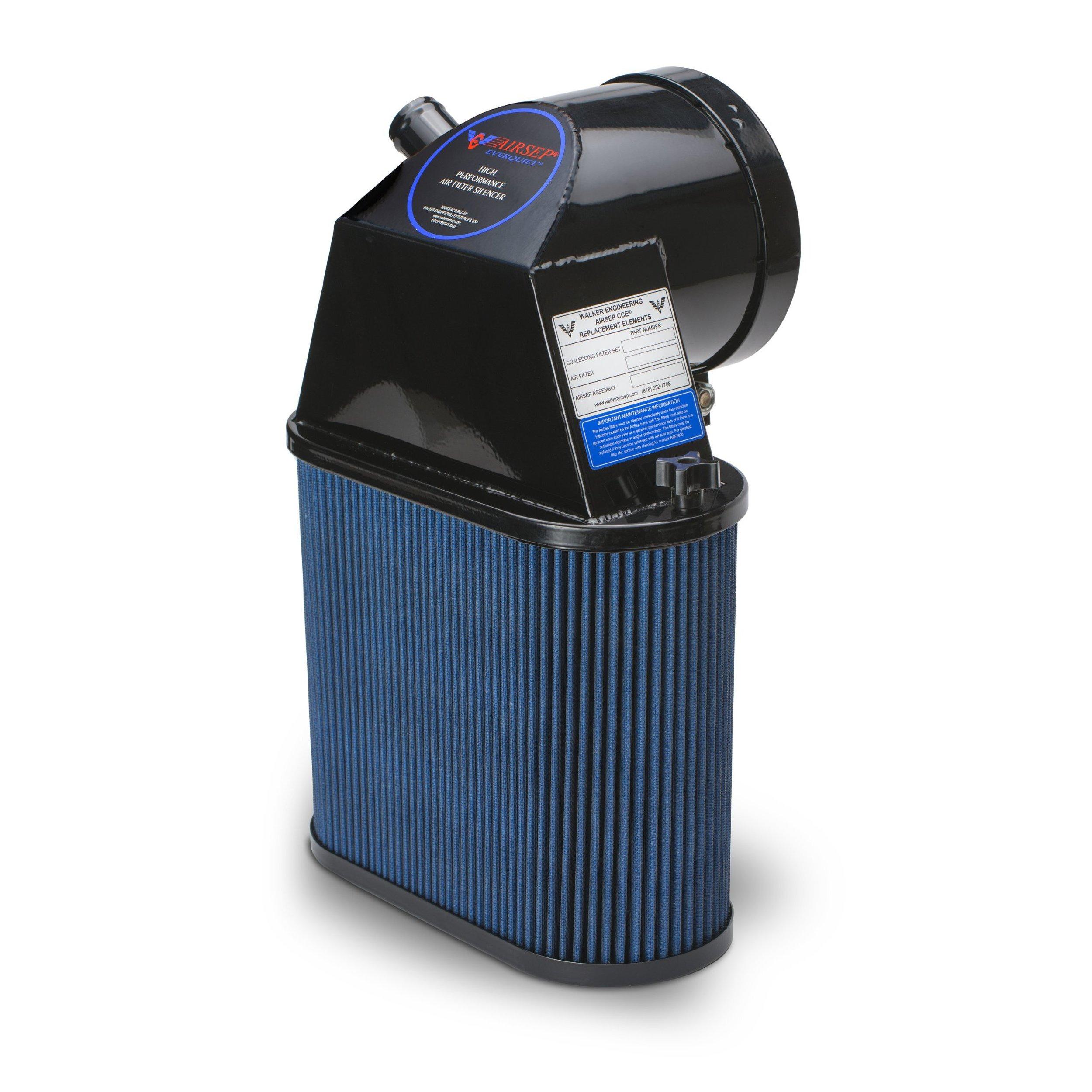 Walker Everquiet® Air Filter Silencers