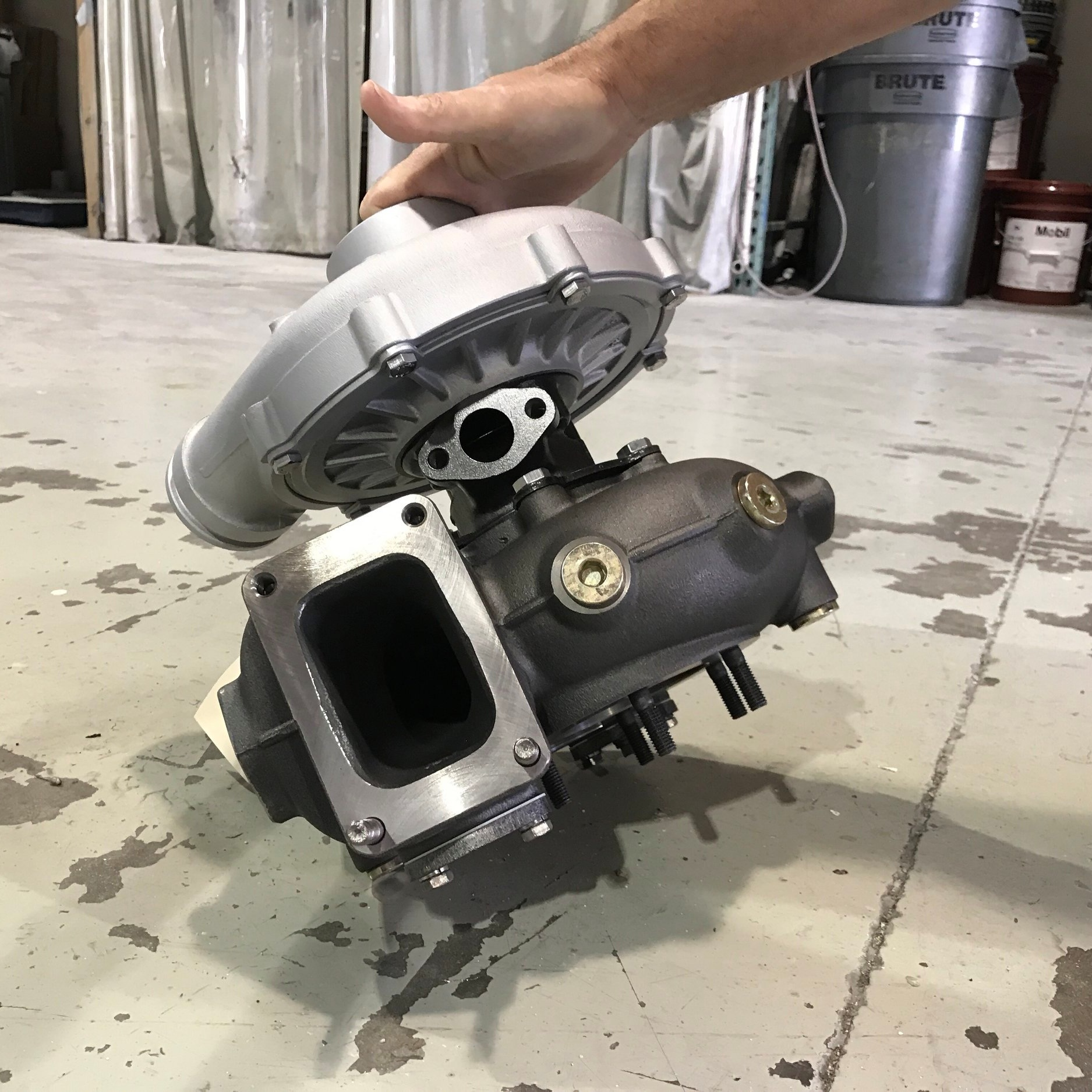 Turbocharger after Blueprinting