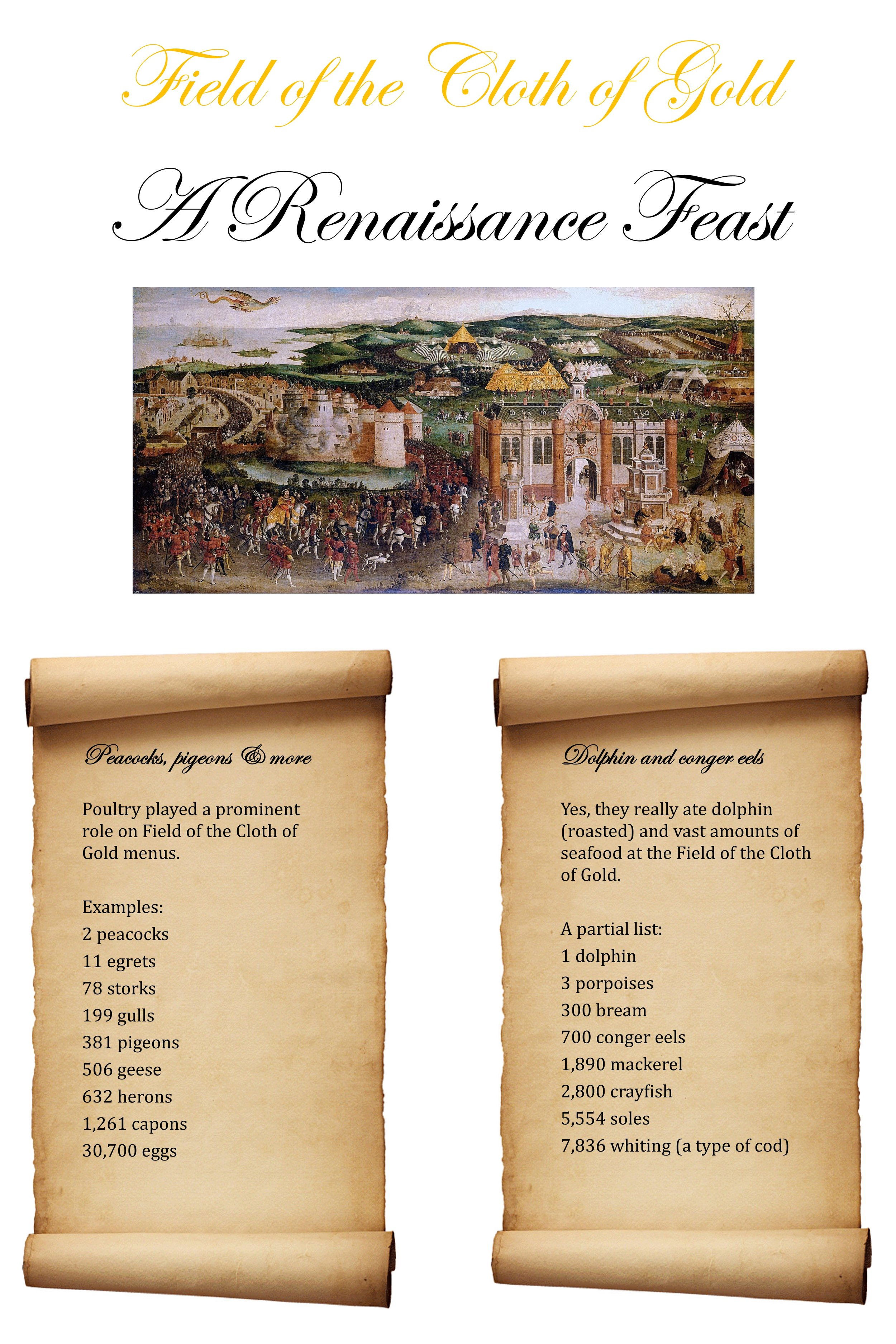 Field of the Cloth of Gold food poster jpg.jpg