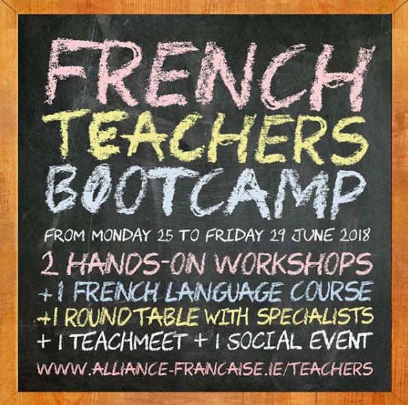 Alliance française de Dublin - Stage de formation annuel pour les professeurs de français du secondaire en IrlandeUne semaine de formation de formateurs:La simulation globale