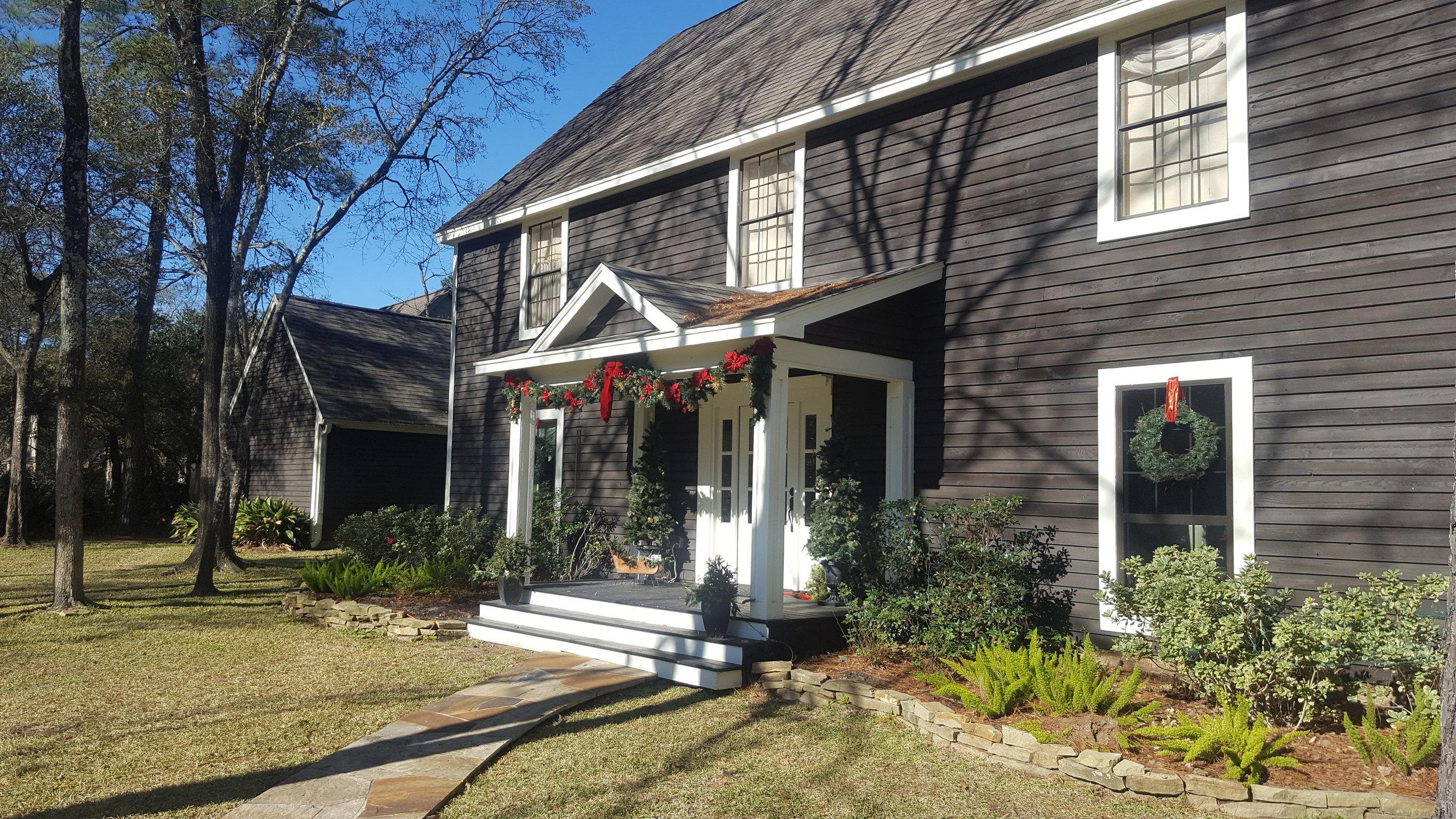 Cedar Porch Cover Spring, TX