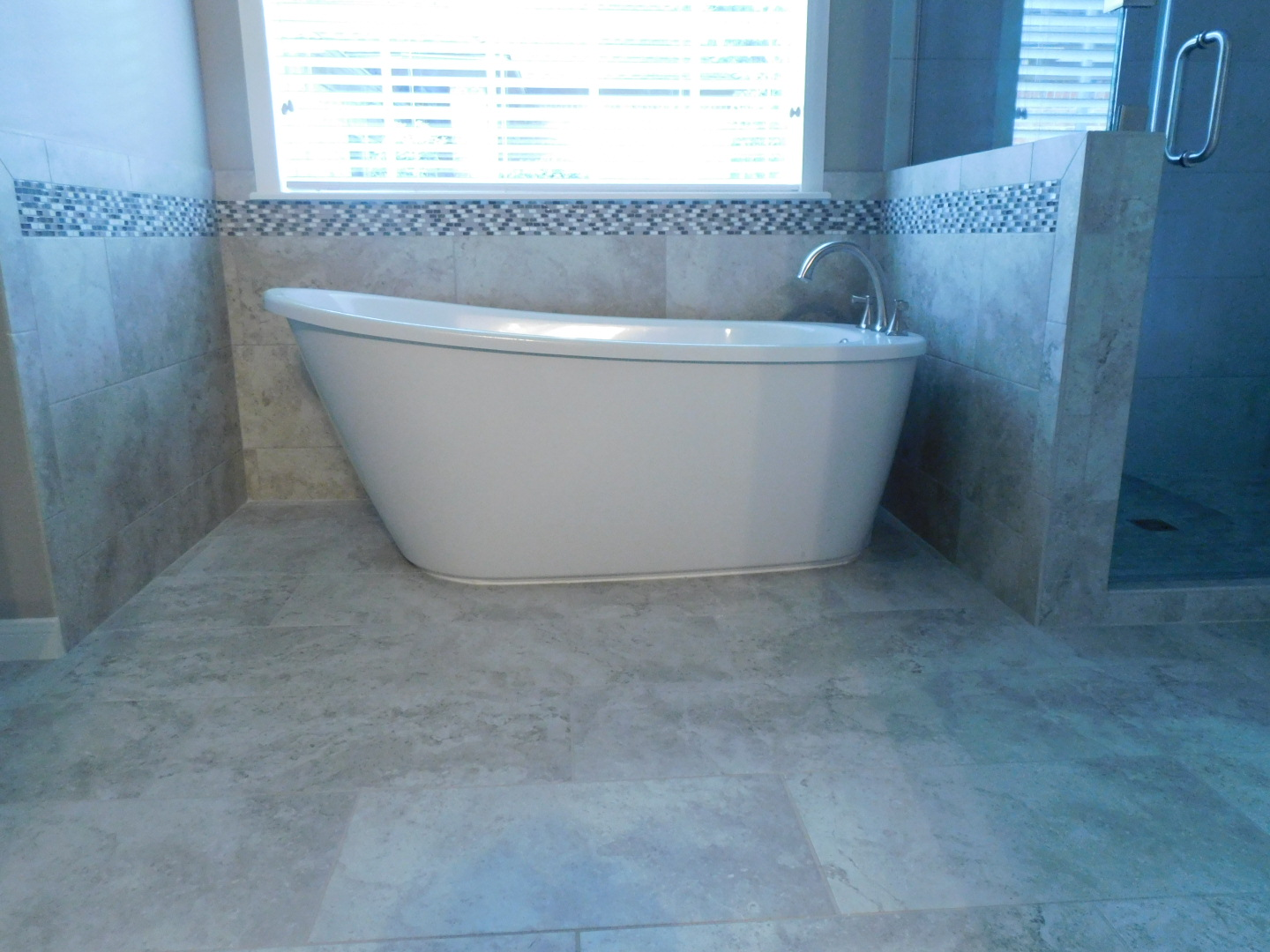 Master Bath Renovation in Spring (Freestanding Tub)