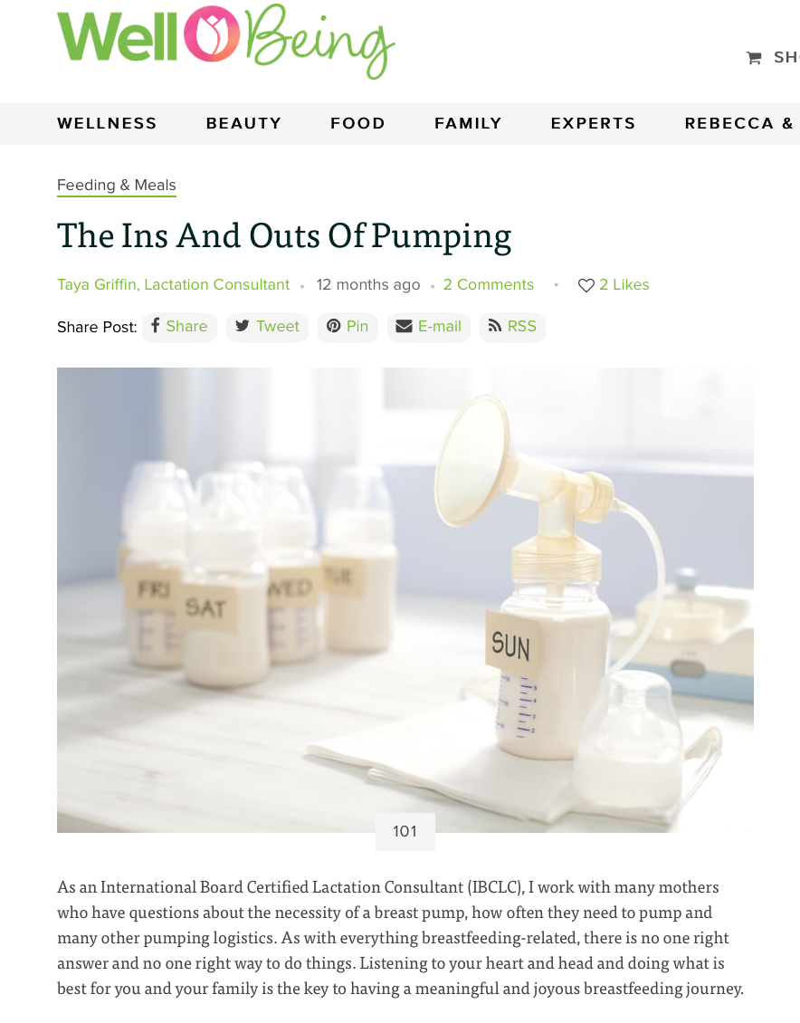 - Click here:The Ins and Outs of PumpingWell.ca Blog, 2018