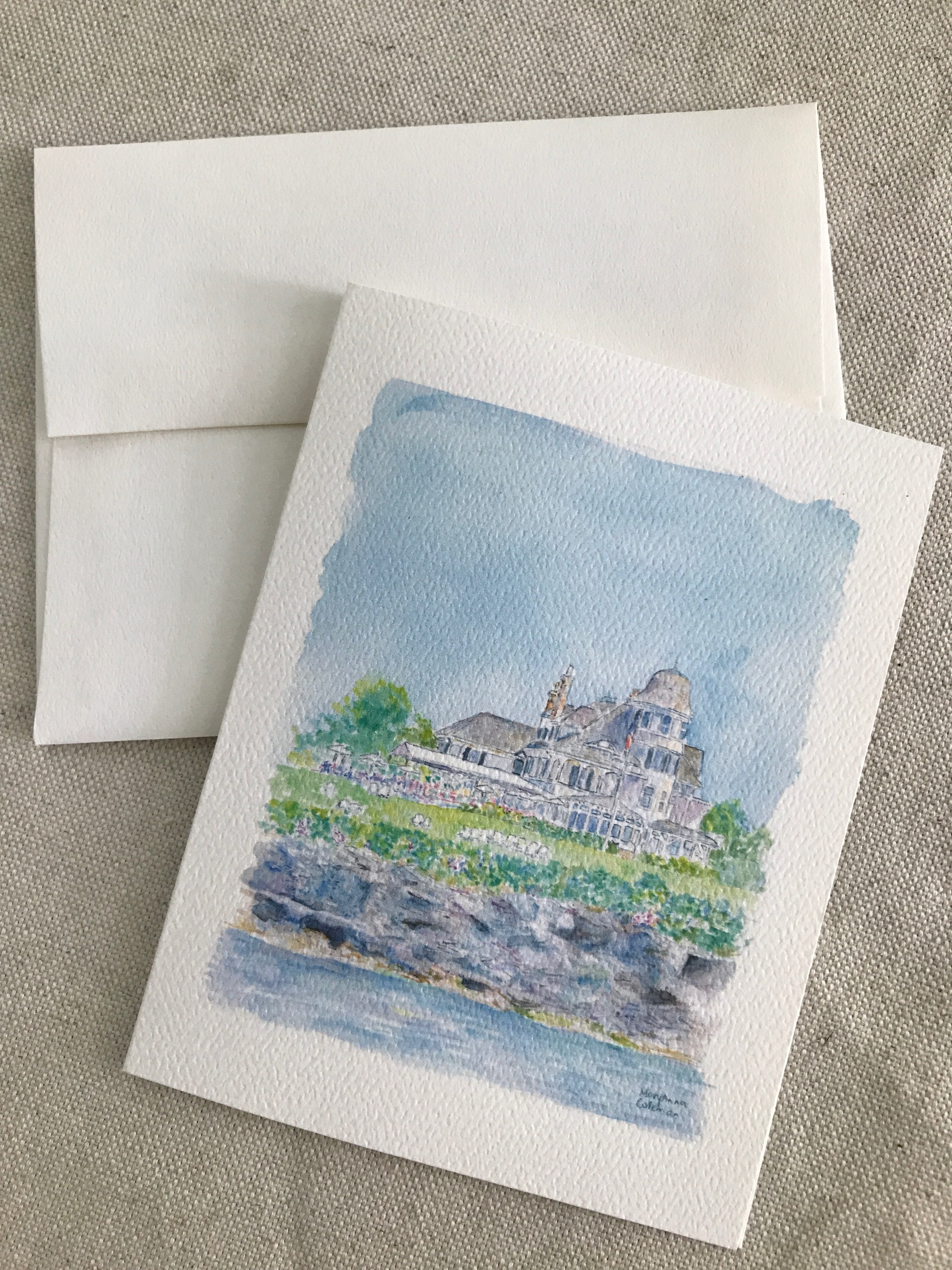 castlehill card.JPG