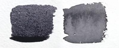 Same intensity of Neutral Tint. Wet vs Dry.