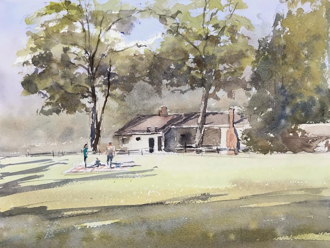 Farrel McWhirter Farm Park