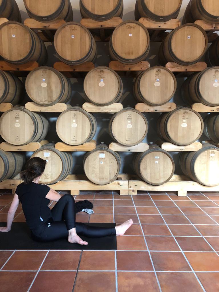 yoga wijnvaten