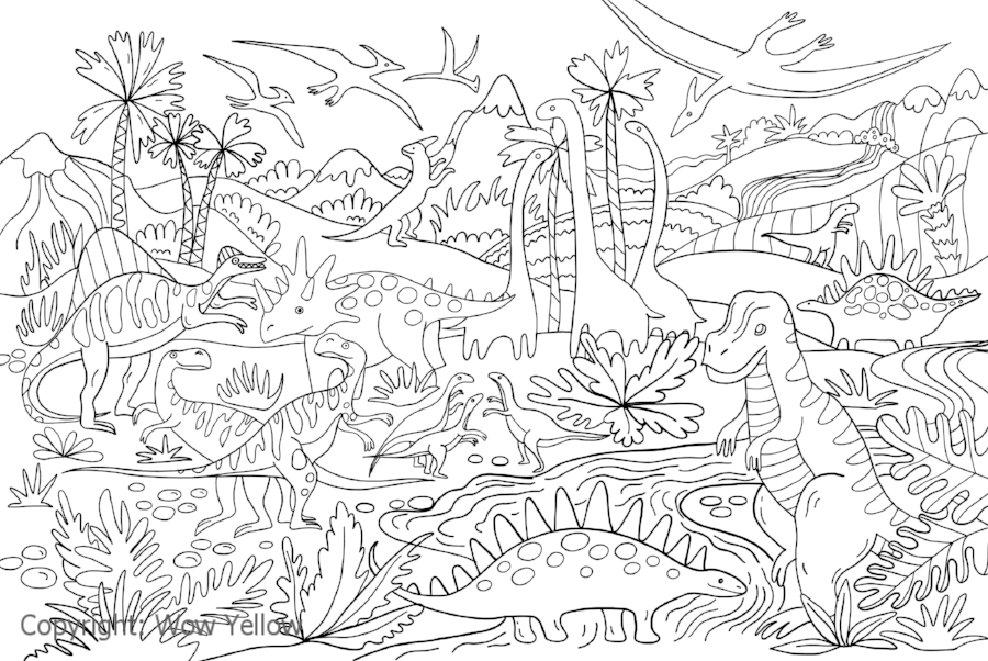 dinosaurs coloring-01.png