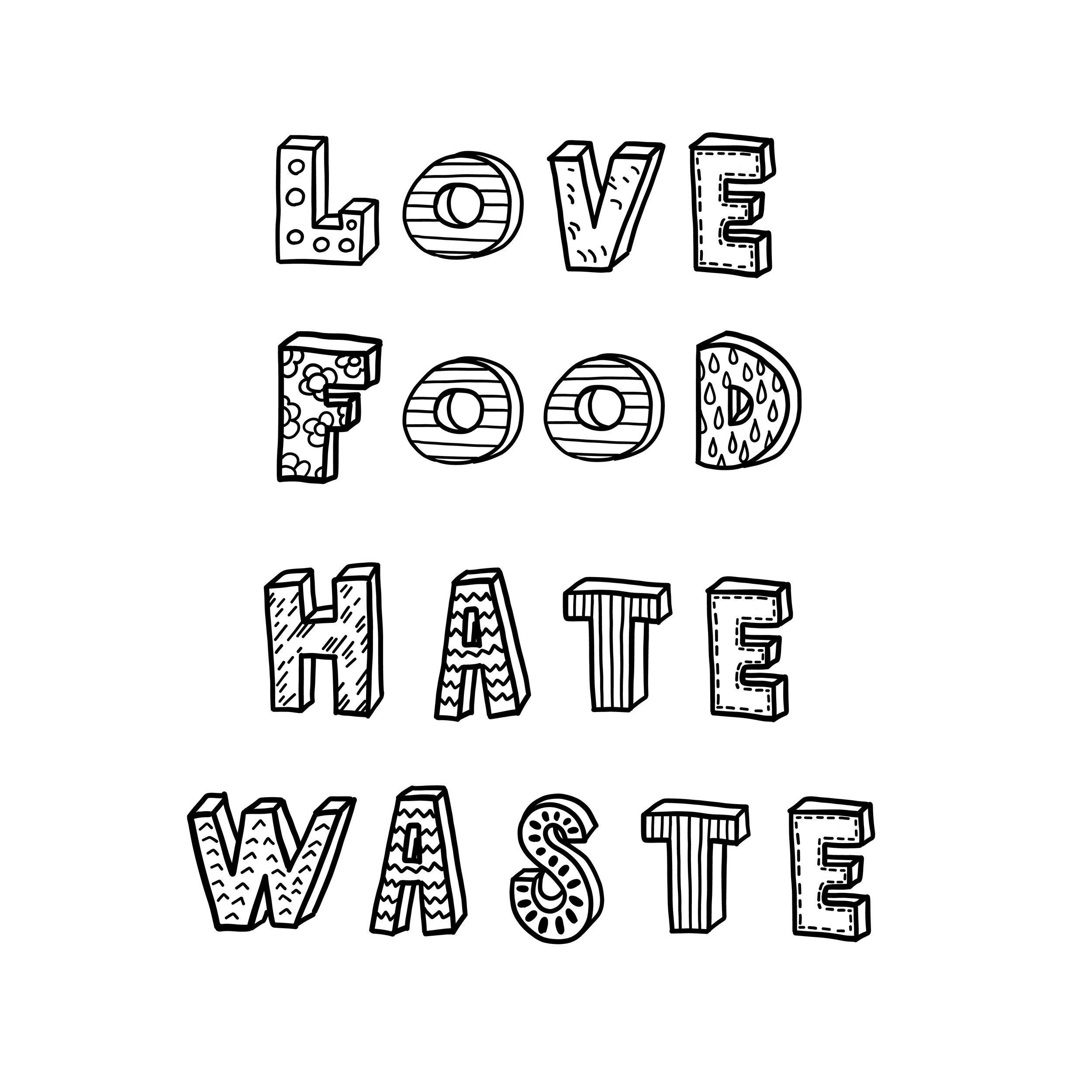 love food hate waste lettering.jpg
