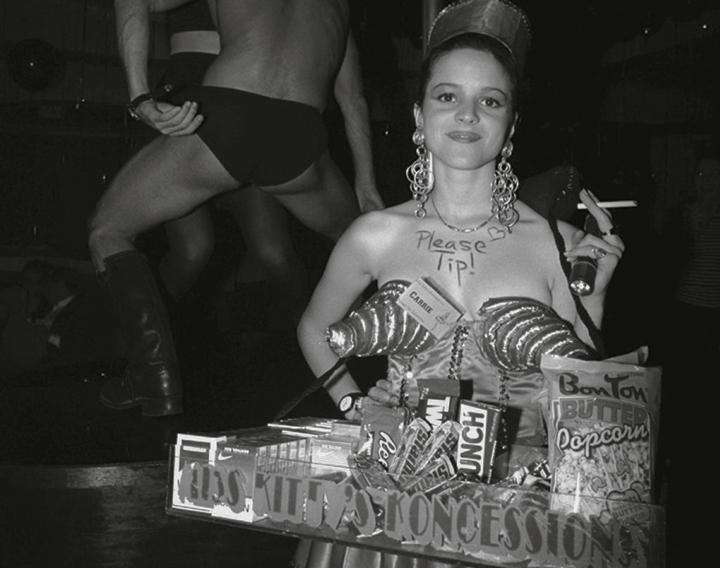 Studio 54, 1981. © John Roca/New York Daily News.