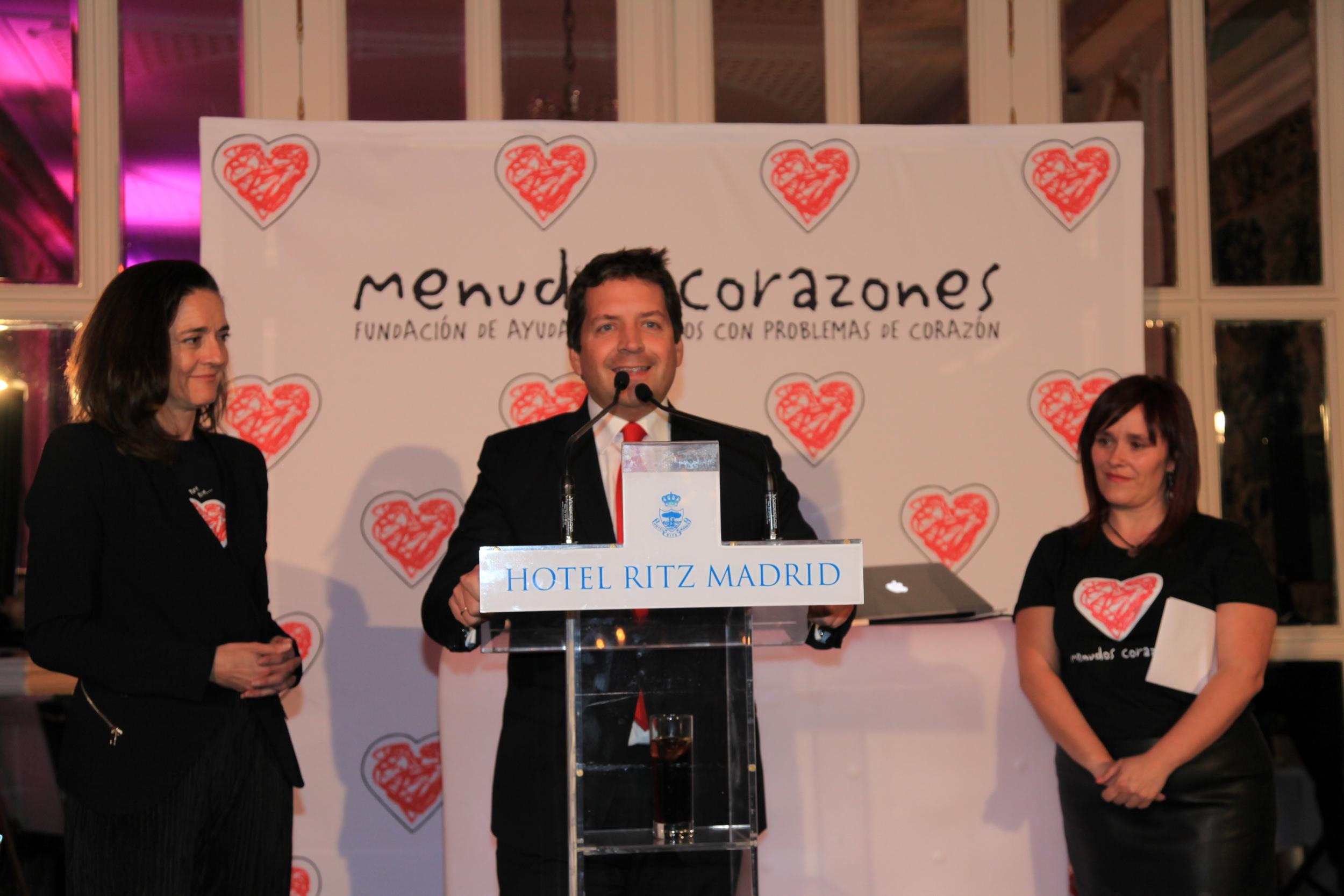 Cristian Tavelli, Director General del Hotel Ritz Madrid
