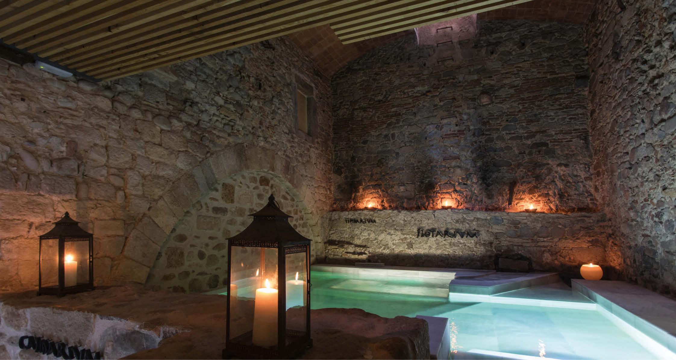 Aqva Banys Romans. Girona. © Javi Cabrera. Archivo Imágenes PTCBG.
