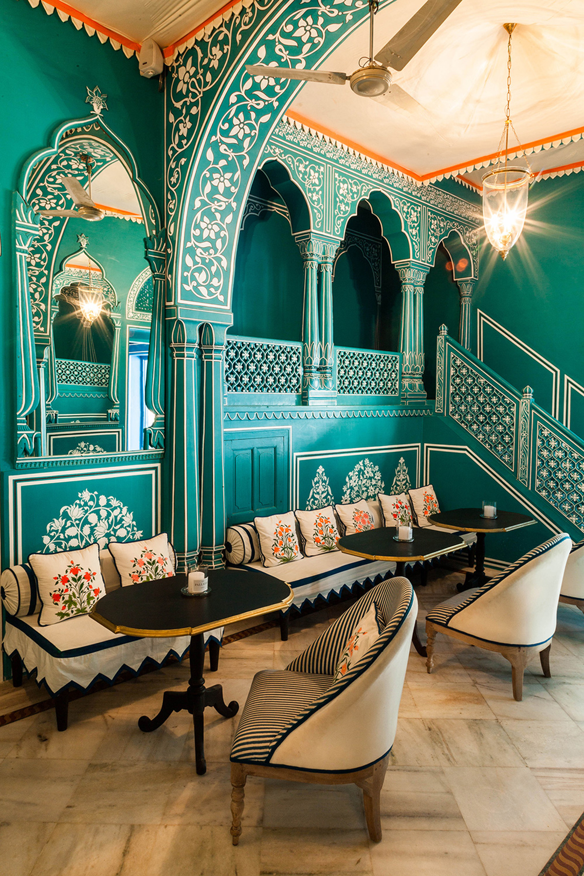 Bar Palladio. Jaipur.
