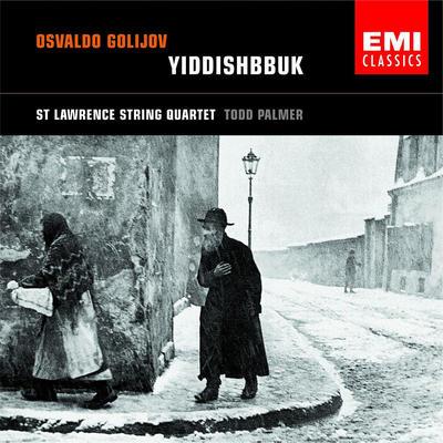 Osvaldo Golijov: Yiddishbbuk  EMI Classics