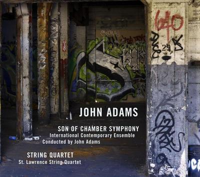 John Adams:String Quartet  Nonesuch