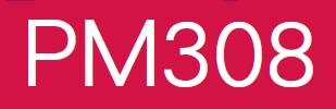PM-308 Wax/Resin