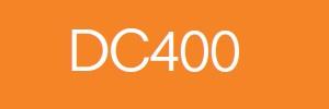 DC400 Resin Colors