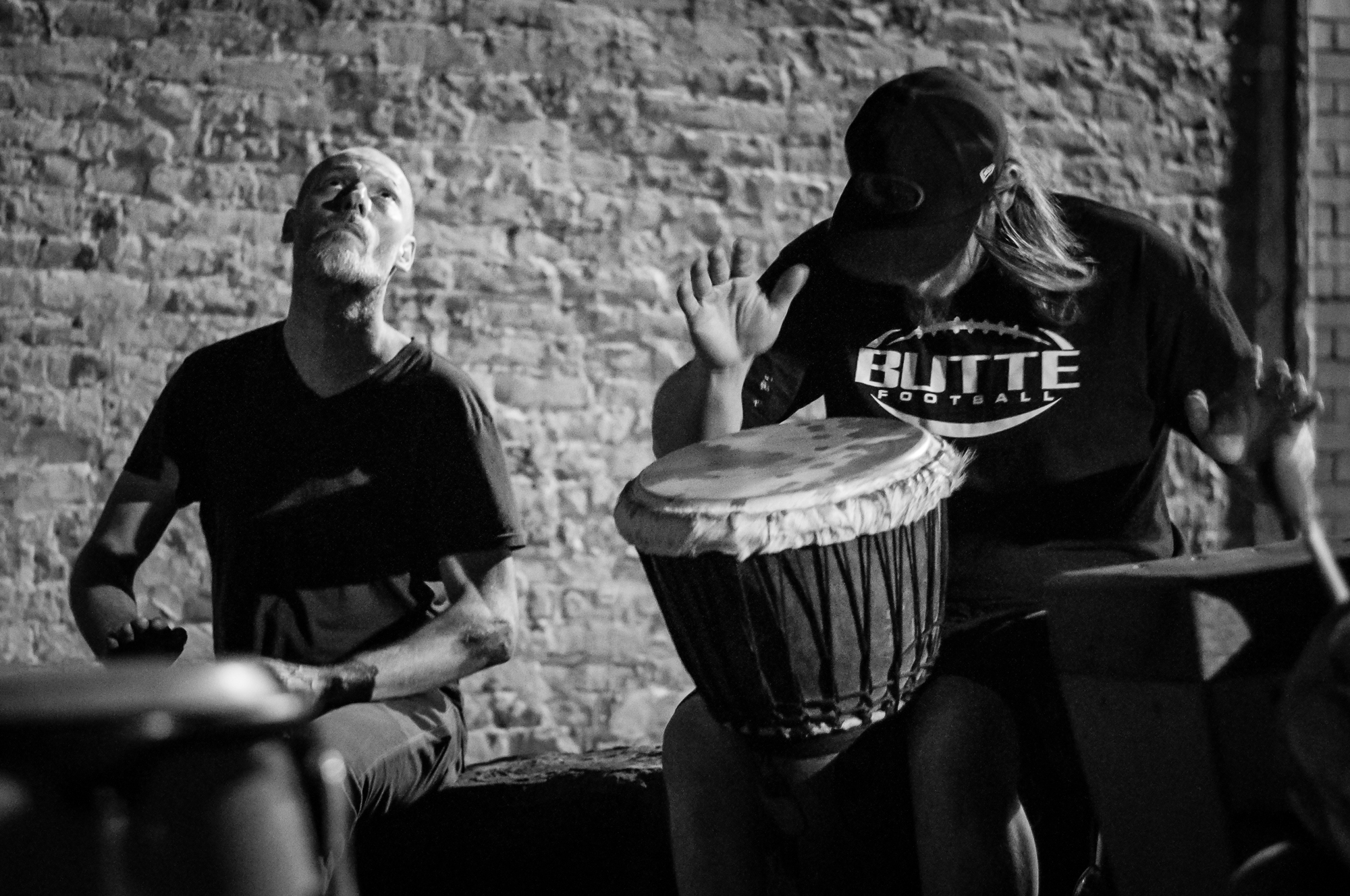 Rhythm & Relationships  Drum Circle culture in a small town in North Texas.
