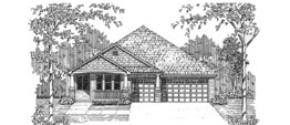 SAVERNE 2125   2125 ML + 1507 LL = 3632 Total Square Feet  1 or 2 ML + 2 LL Bedrooms – 1.5 or 2.5 ML + 1 LL Bath  48' Wide – 72' Deep  Most popular ranch plan for narrow and deep lots