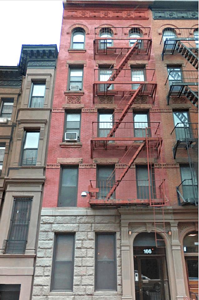 166 West 121st Street, Harlem, Manhattan