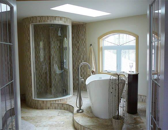 Custom Shower Waterloo