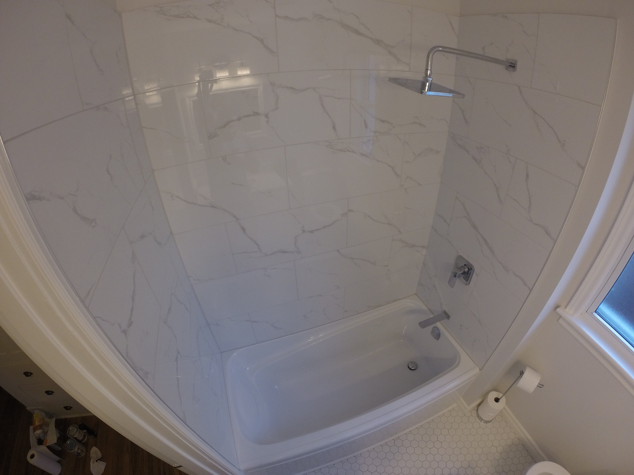 Tile Shower Kitchener