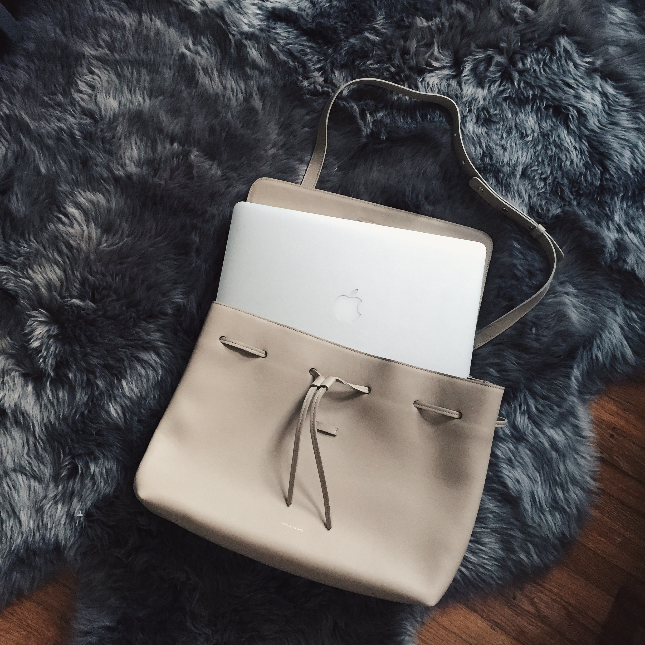 "Mansur Gavriel Lady Bag with 15"" Laptop"