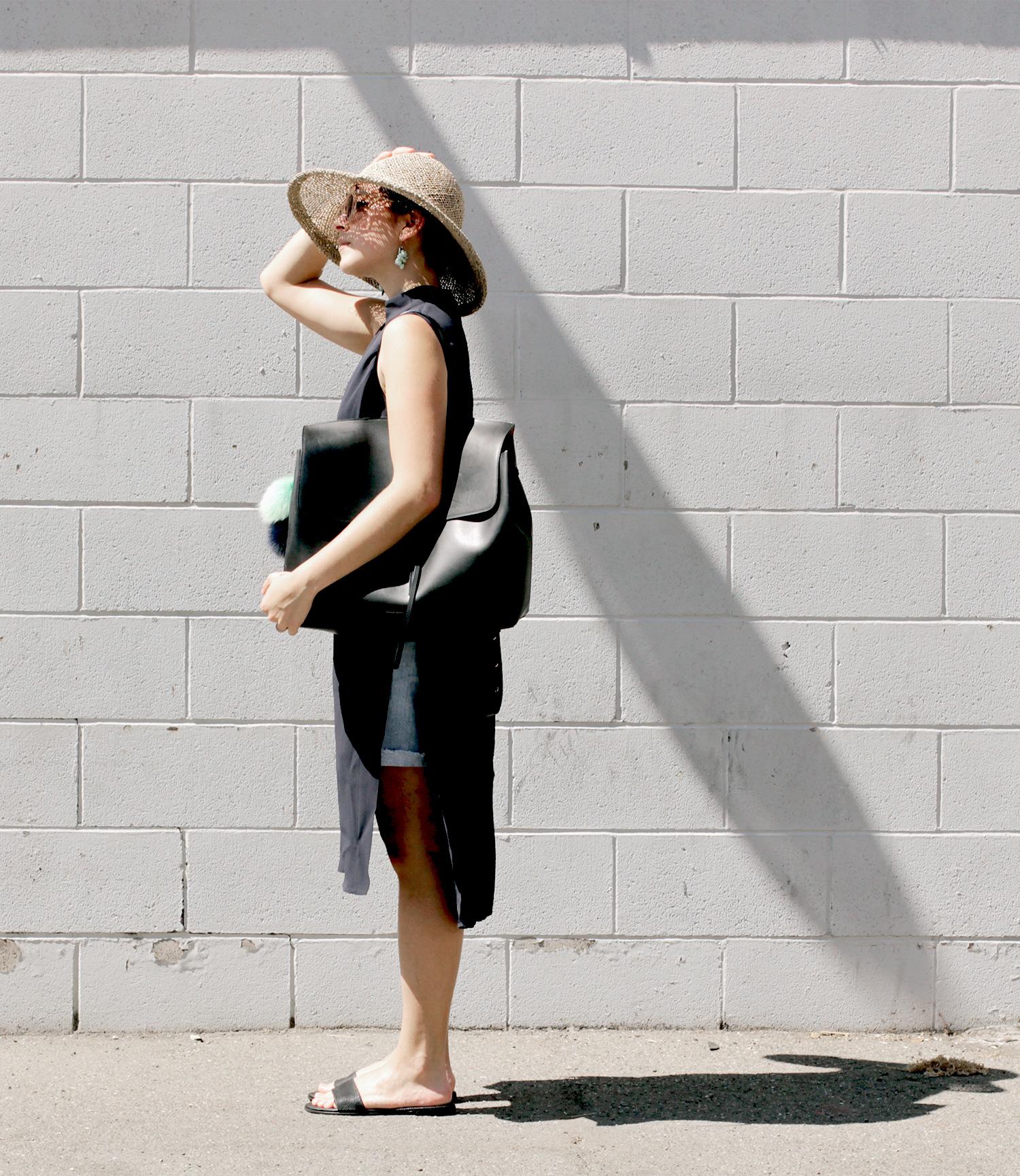 Olga Montserrat summer outfit | twelve:ofour