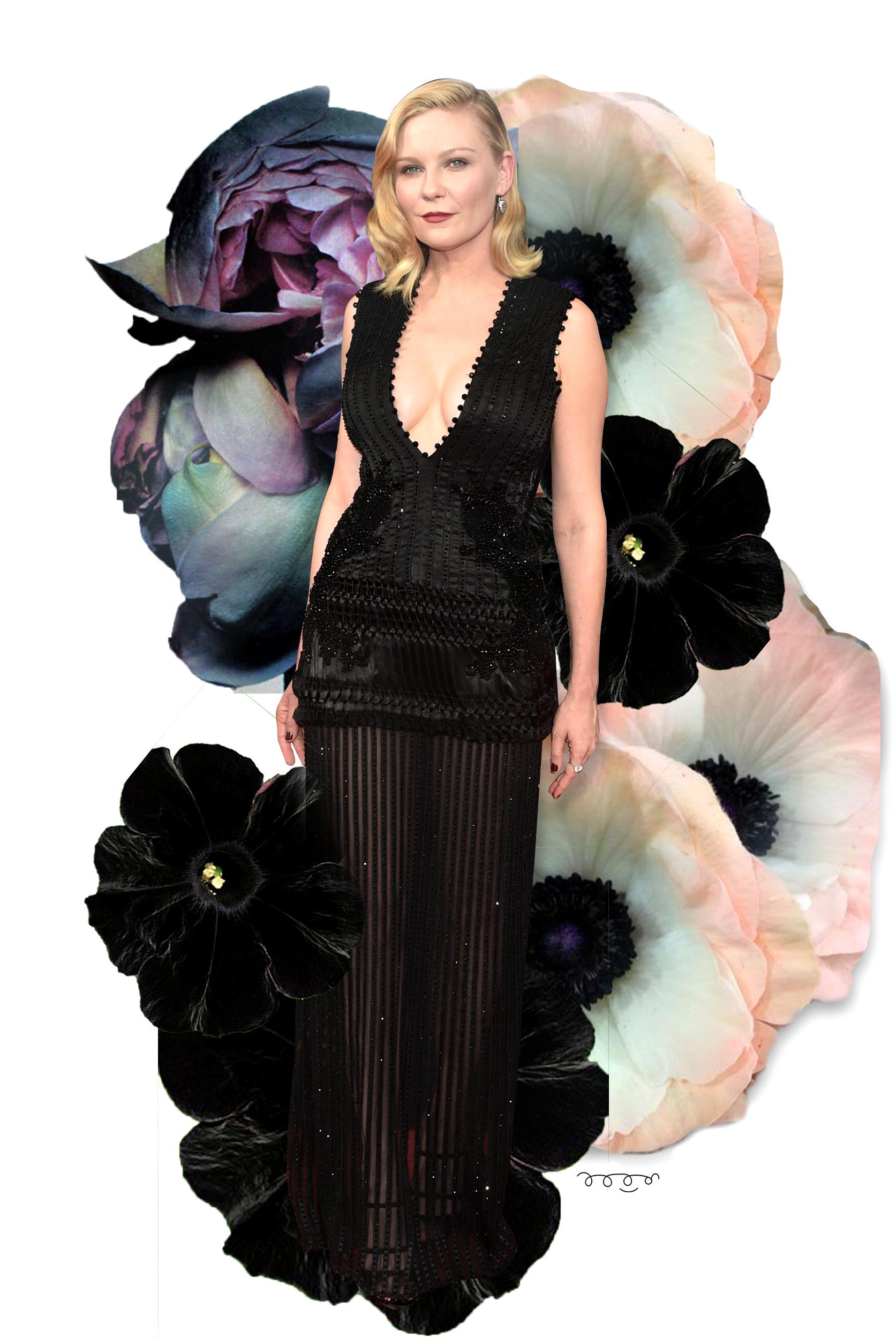 twelveofour.com | Kirsten Dunst, Givenchy Couture