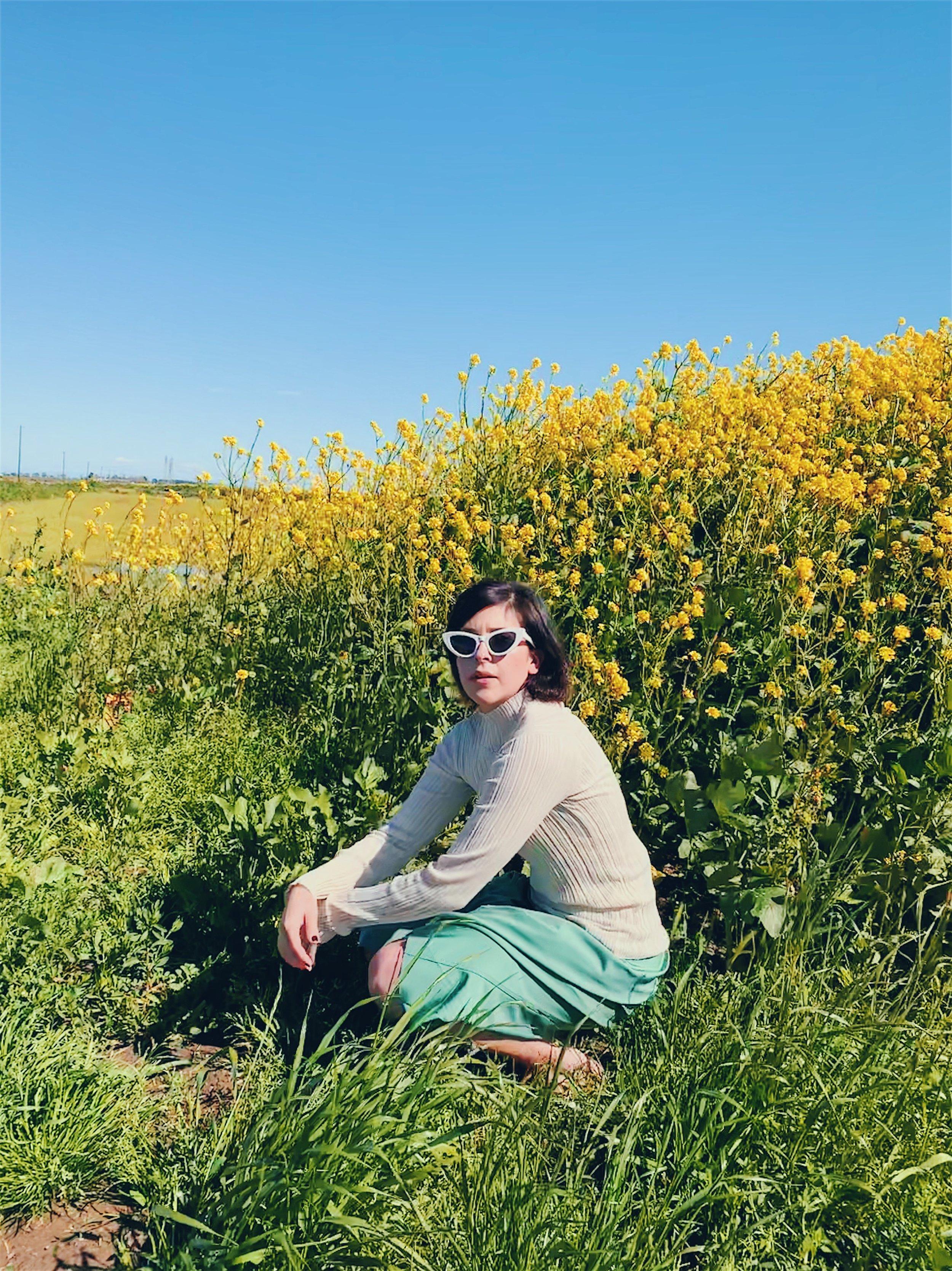 Olga Montserrat Acne Studios Spring 2019