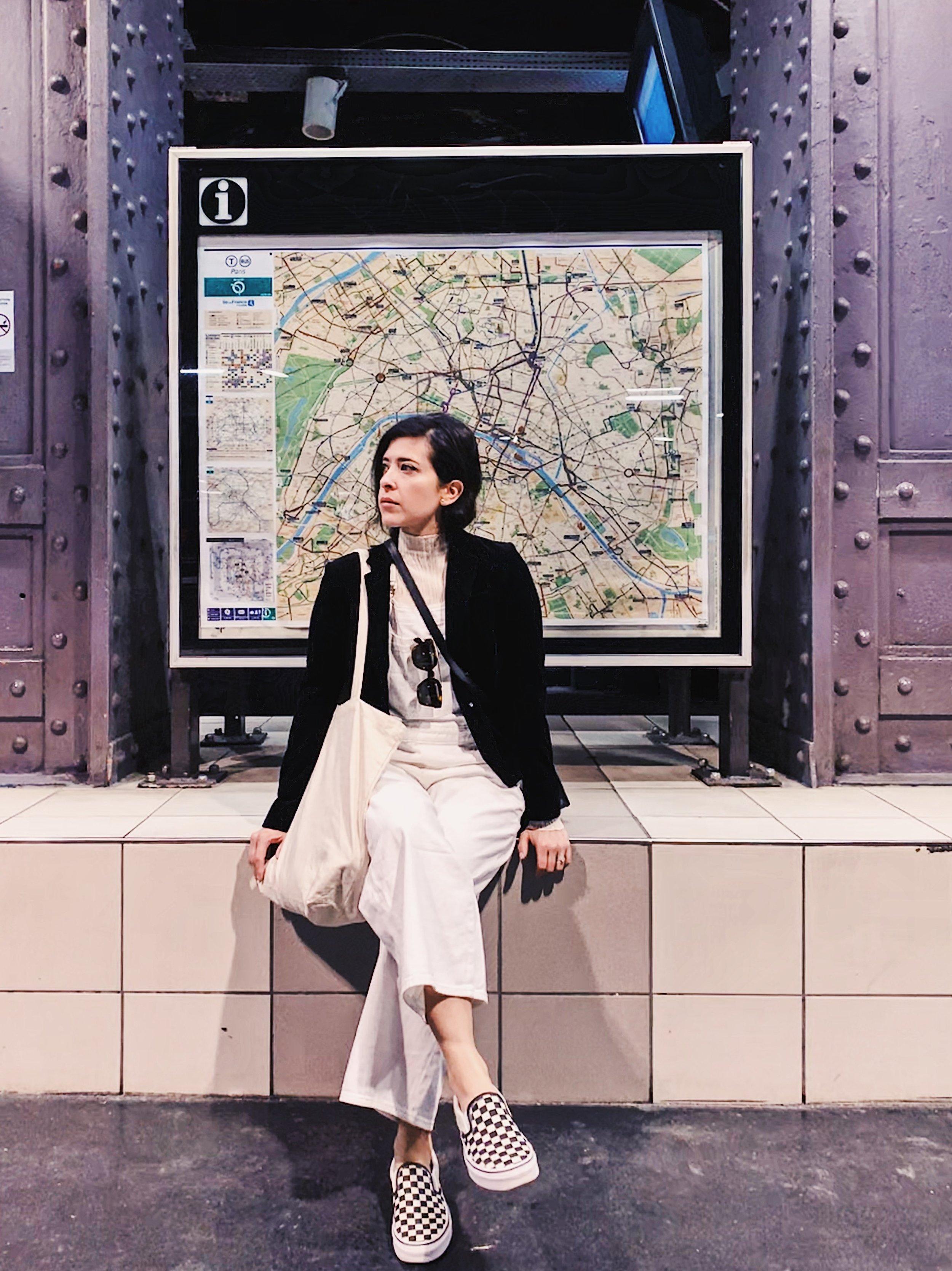 Olga Montserrat, Paris 2019