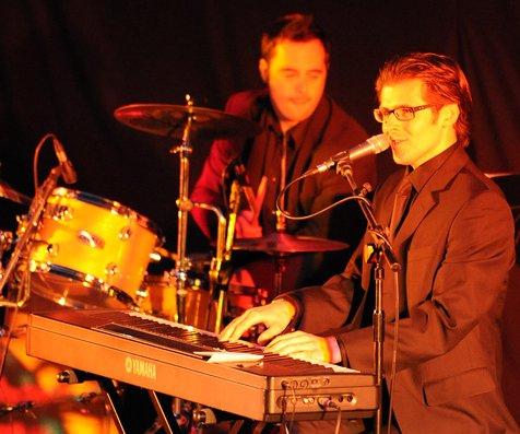 Scott Bramley Trio Trentham September 2009