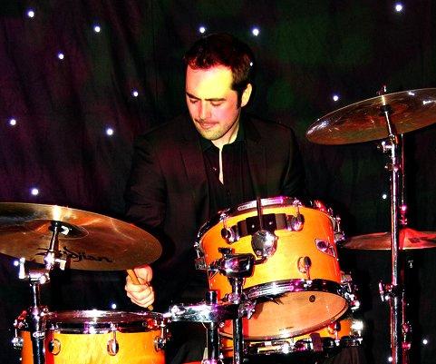 Rob Clark with The Scott Bramley Trio May 2010