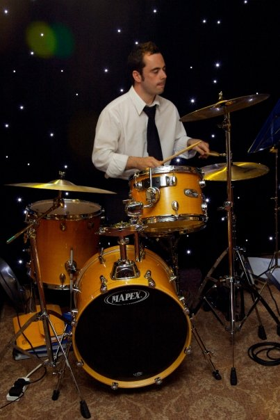 Rob Clark Scott Bramley Trio March 2009