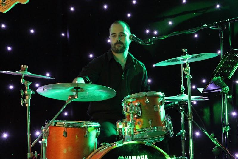Rob Clark ENTOURAGE Band July 2014
